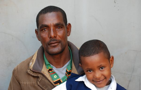 Yohannes and his Dad, Bazaz: EHE208