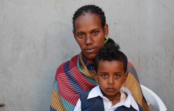 Nahom and his Mom Tigist: EHE267