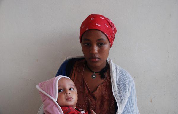 Amen and his Mom, Etaferaw: EHE288